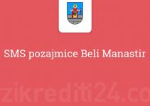SMS pozajmice Beli Manastir
