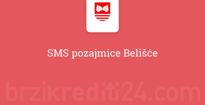 SMS pozajmice Belišće