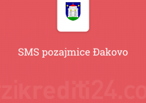 SMS pozajmice Đakovo