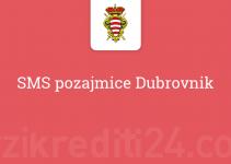 SMS pozajmice Dubrovnik