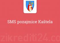 SMS pozajmice Kaštela