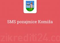 SMS pozajmice Komiža
