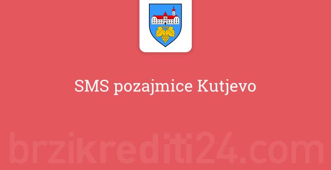 SMS pozajmice Kutjevo
