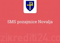 SMS pozajmice Novalja