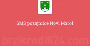 SMS pozajmice Novi Marof