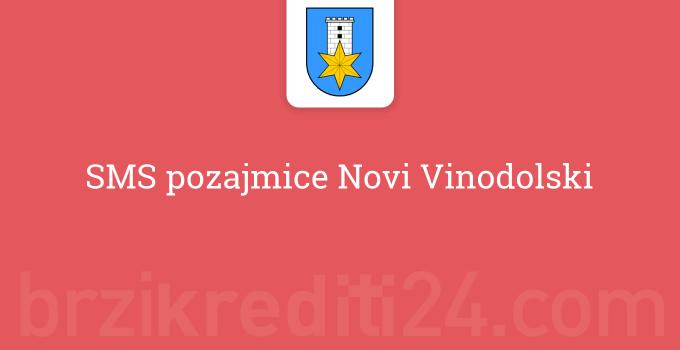 SMS pozajmice Novi Vinodolski