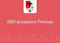 SMS pozajmice Petrinja