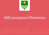 SMS pozajmice Pleternica