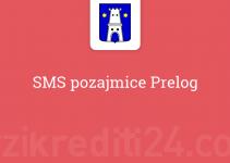 SMS pozajmice Prelog