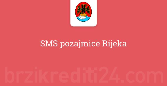 SMS pozajmice Rijeka