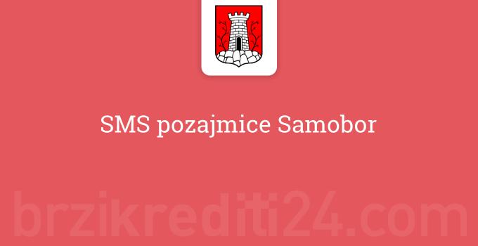 SMS pozajmice Samobor