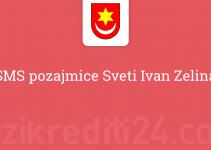 SMS pozajmice Sveti Ivan Zelina