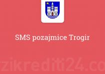 SMS pozajmice Trogir