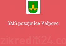 SMS pozajmice Valpovo