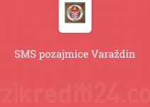 SMS pozajmice Varaždin