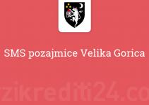 SMS pozajmice Velika Gorica