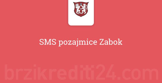 SMS pozajmice Zabok