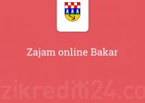 Zajam online Bakar
