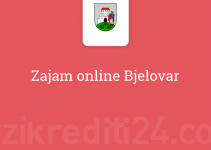 Zajam online Bjelovar