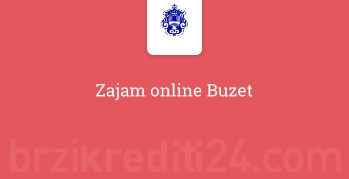 Zajam online Buzet