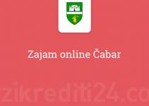 Zajam online Čabar