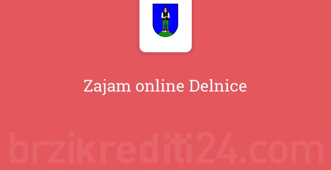 Zajam online Delnice