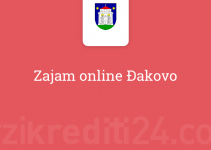 Zajam online Đakovo