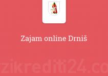 Zajam online Drniš