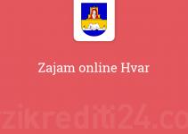Zajam online Hvar