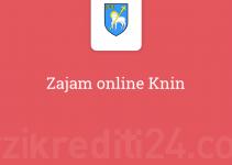 Zajam online Knin