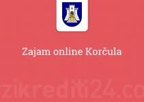 Zajam online Korčula