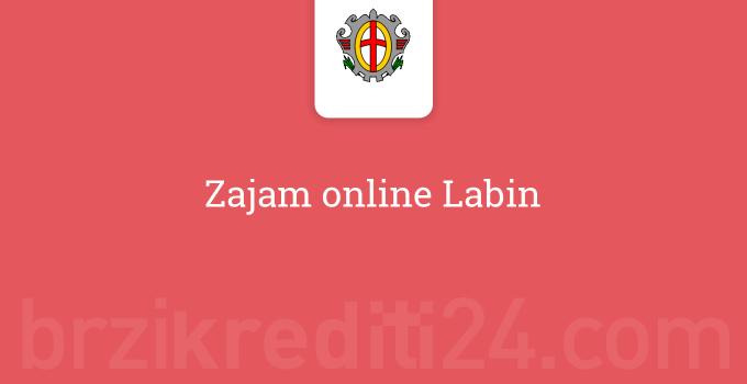 Zajam online Labin