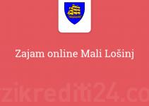 Zajam online Mali Lošinj