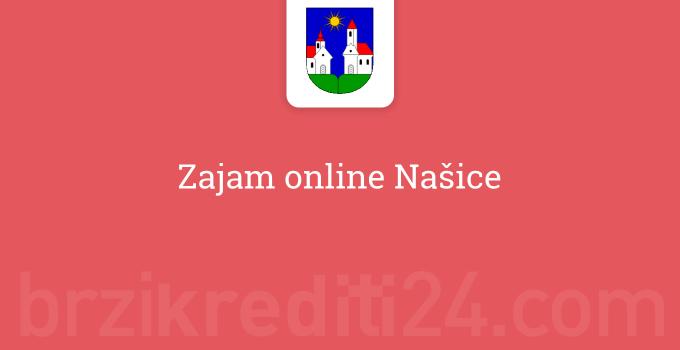Zajam online Našice