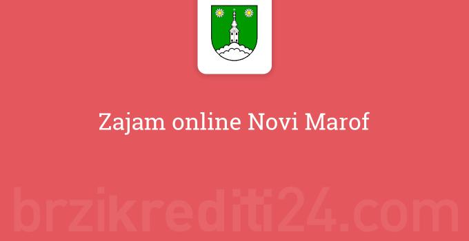 Zajam online Novi Marof