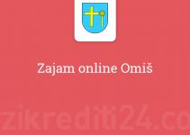 Zajam online Omiš