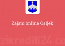 Zajam online Osijek