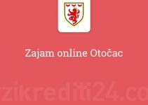 Zajam online Otočac