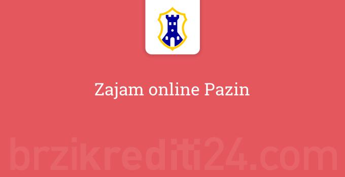 Zajam online Pazin