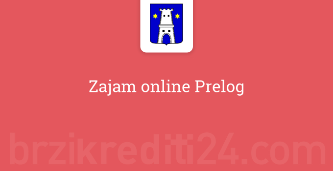 Zajam online Prelog