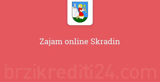 Zajam online Skradin