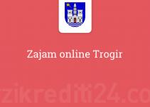 Zajam online Trogir