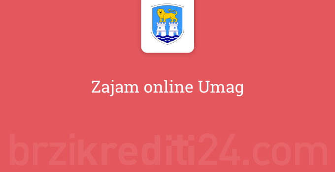 Zajam online Umag