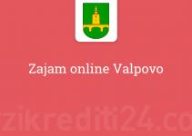 Zajam online Valpovo