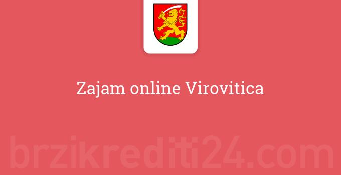 Zajam online Virovitica