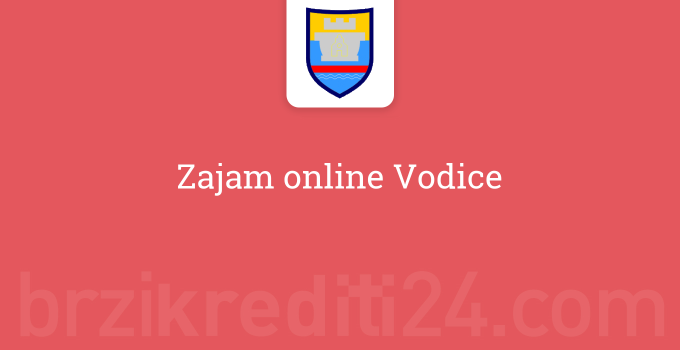 Zajam online Vodice