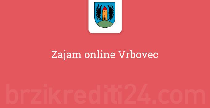 Zajam online Vrbovec