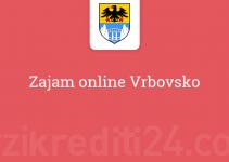 Zajam online Vrbovsko