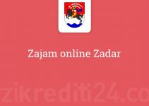 Zajam online Zadar